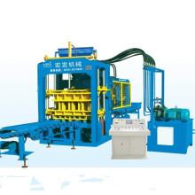 QT6-15C high productivity high density block making machine