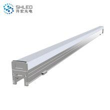 luz de tubo led rgb de iluminación lineal a prueba de agua