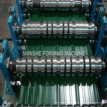 Double Decker Roll Forming Machine