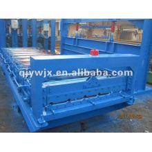 QJ-900 Panel de pared de perfil trapezoidal automático que hace la máquina