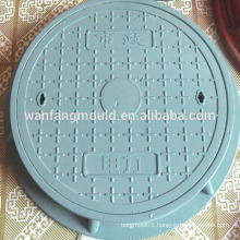 Taizhou SMC smc manhole cover mould with high quality 2017 new products manhole cover mold molding