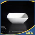 Bulk-Kauf von Porzellan 4.5 Zoll billig Feinporzellan Abendessen Schüssel
