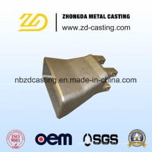 Train Parts by Investment Casting with High Quality