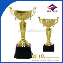 New style trophy wholesale metal bowl trophy with lower price