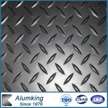 Placa de aluminio a cuadros de diamante 3003/3105