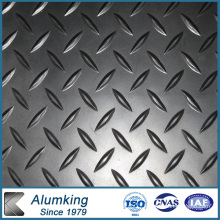 Diamond Checkered Aluminium Plate 3003/3105