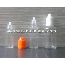 Garrafas vazias para E-liquid