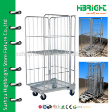 industrial large rolling laundry cart liner