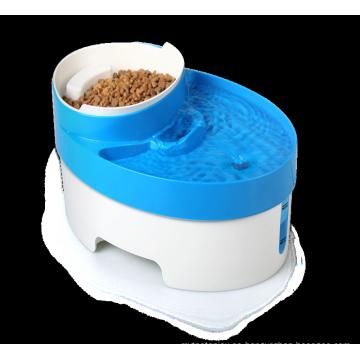 Nuevo alimentador automático de agua para perros con diseño de mascotas