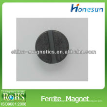 rotor d'aimants ferrite isotropes