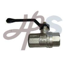 brass ball valve with aluminium handle