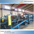 Dach aluminiowy Sandwich Panel Forming Machine