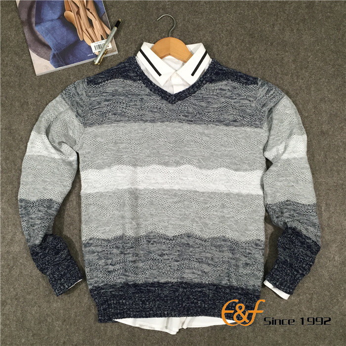 2017 men sweater