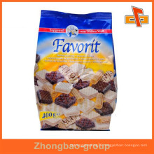 biscuit packing bag, laminated biscuit packing bag, middle sealed bag