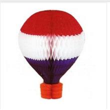 2015 neue Design patriotische Heißluftballon Dekoration