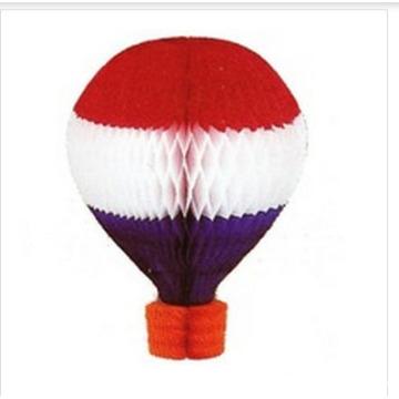 2015 novo design patriótico decoração de balão de ar quente