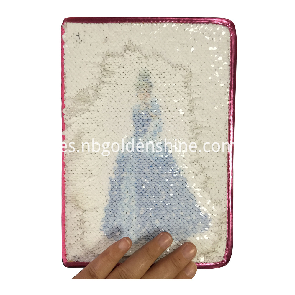 Sequin Deluxe Journal Notebook Diary