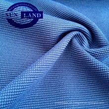El nuevo 95% poliéster 5% materiales de spandex tejido de guante de escalera