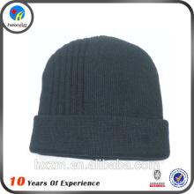 Bonnets personnalisés en tricot