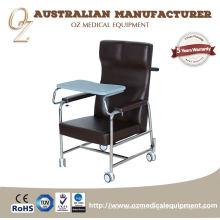 Rise Recliner Chair Idosos Cuidados de Saúde Hospitalar Braço Levantamento Recliner
