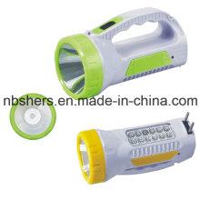 Дул-функция перезаряжаемые Светодиодный прожектор и настольная лампа