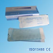 Pochette de stérilisation propre à la clinique