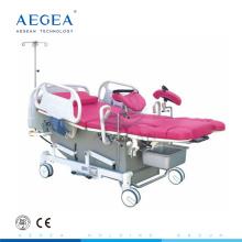 AG-C101A01 Mutterschaft chirurgische Multifunktions-Gynäkologie-Lieferbett