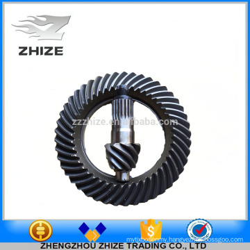 High quality bus spare parts Master-slave motion bevel gear for Yutong Higer Kinglong bus