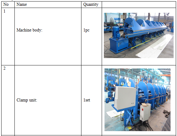 Automatic sheet metal folding and slitting machine 2