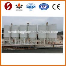Bolted tipo silo del almacenaje del cemento para la venta