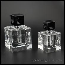 Hochwertige Kristallparfümflasche für die Dekoration (KS24081)