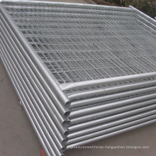 Galvanized temporary fence design for Australia market / 6ft*8ft temporary fence