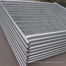 Projeto provisório galvanizado da cerca para o mercado de Austrália / cerca provisória de 6ft * 8ft