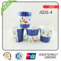 Tasse de café promotionnelle à la cappuccine en porcelaine personnalisée