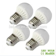 Lámparas led inteligentes y potentes e27 con certificados CE RoHs
