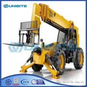 Heavy construction machinery price