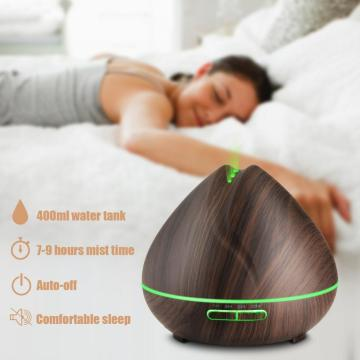 400ml Petal Design Ultrasonic Spa Aroma Mist Diffuser