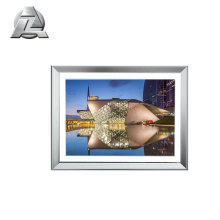 OEM acrylic big picture frames for sale for promotion