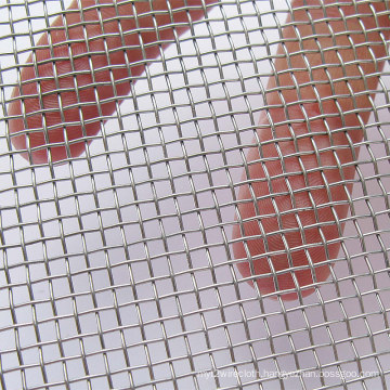 China Professional Manufacturer 304 316 Stainless Steel Woven Wire Mesh (SSWWM)