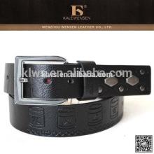 Heiße Verkaufs-Gürtel für Männer-Qualitäts-echtes Leder-Gurt