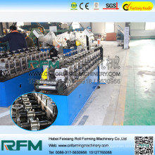 FX straightening machine for channel steel