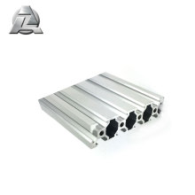 Extrusion en aluminium 6063 à rainure en V de différentes tailles