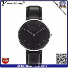 Yxl-463 Custom OEM Watch Promotional Trendy Genuine Leather Dw Style Vogue Watches Bracelet Watches Casual Ladies Quartz Watch