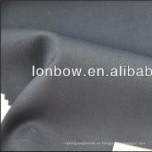 tela italiana de lana y poliéster mezclada con hilo de lana y ojo de pájaro