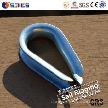 Ele DIN-galvanizado DIN6899 Tipo un cable Cuerda dedal