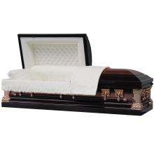 Jeff Bronze Platz Ecke uns Sarg Coffin