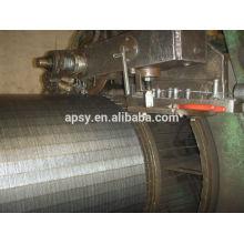 écran enroulé de fil / écran de puits d'eau / Johnson Pipe / écran de fil tissé à haute résistance