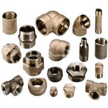 Forjadas de aço inoxidável 6000lbs soquete de montagem de tubos de soldagem (SGS, CE, ISO)