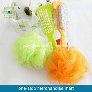 2015 Best Selling Skin Body Bath Brush Set