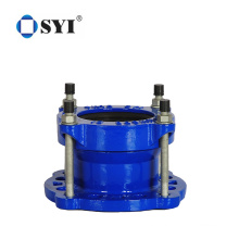 Ductile Iron Universal Flexible Flange Adaptor for water or sewerage pipeline projects